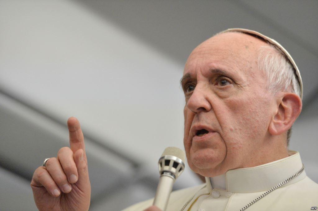 Папа франциск УГКЦ КА