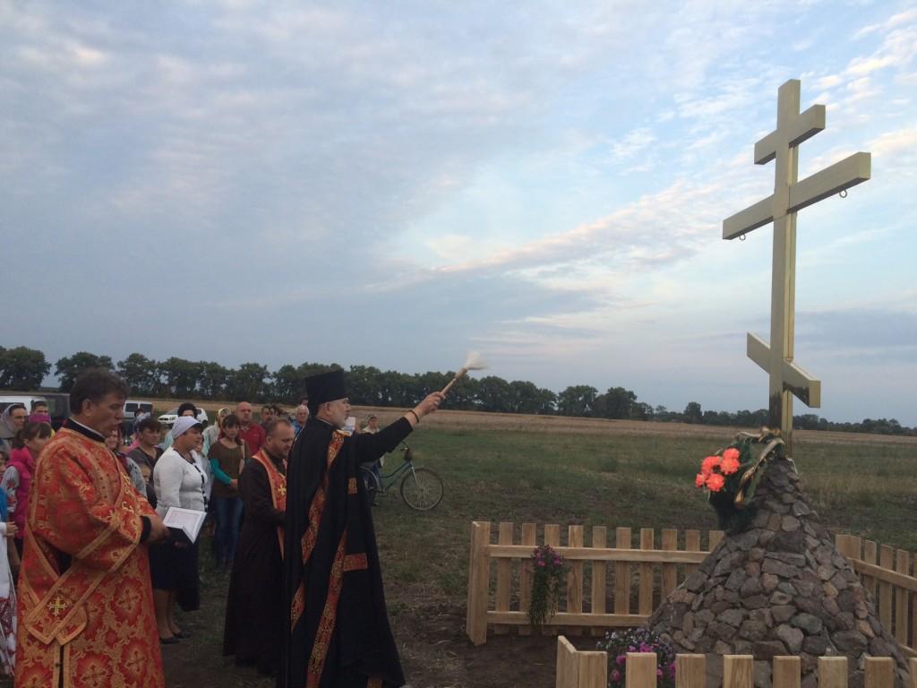Посвячення Хреста в Мехедівці_3873