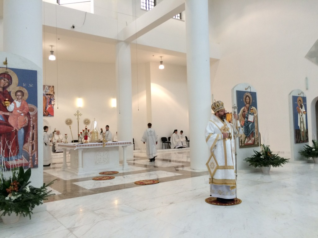 Блаженніший Святослав Йордан