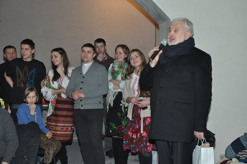 Молодь Київської архиєпархії