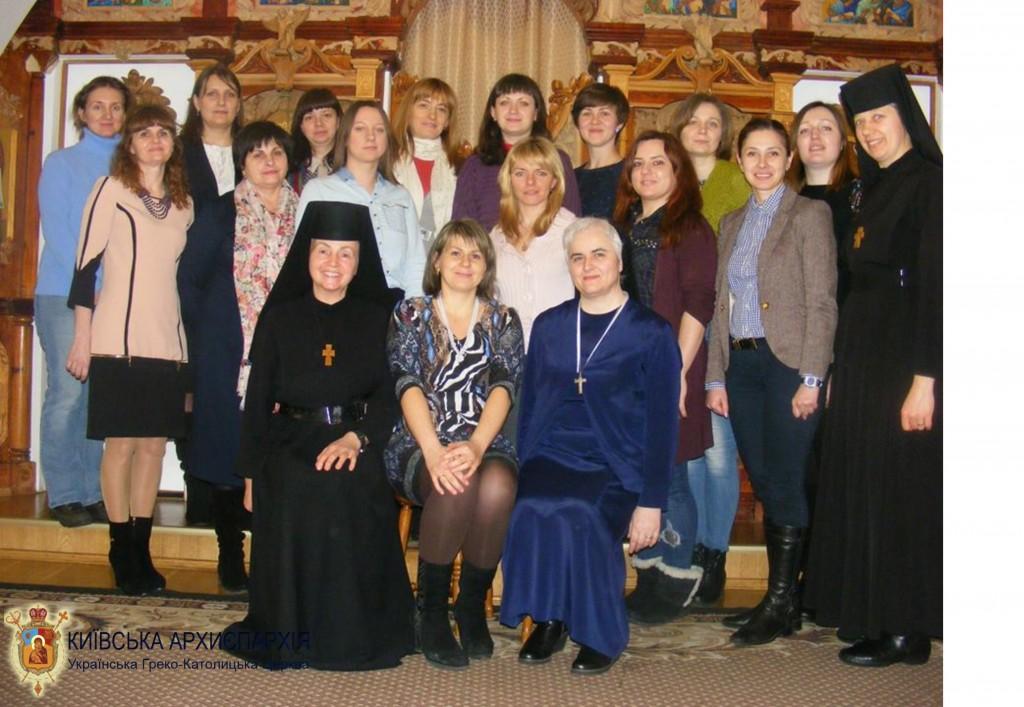 ліга греко-католицьких жінок