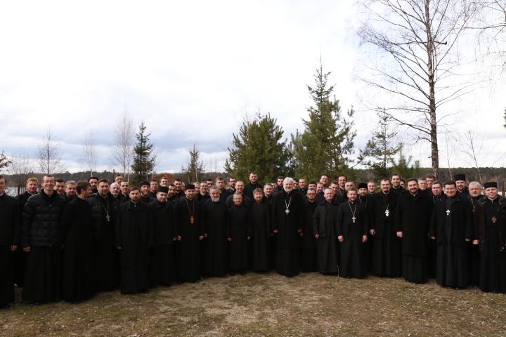 Реколекції священиків УГКЦ