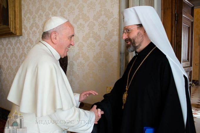 image Папа і Патріарх