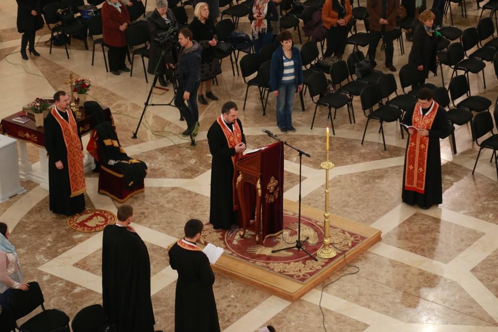 Поклони Патріарший Собор УГКЦ