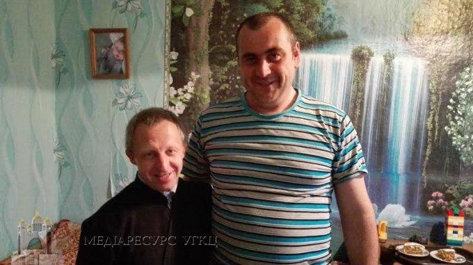 УГКЦ Голдашівка  / УГКЦ Вінниця