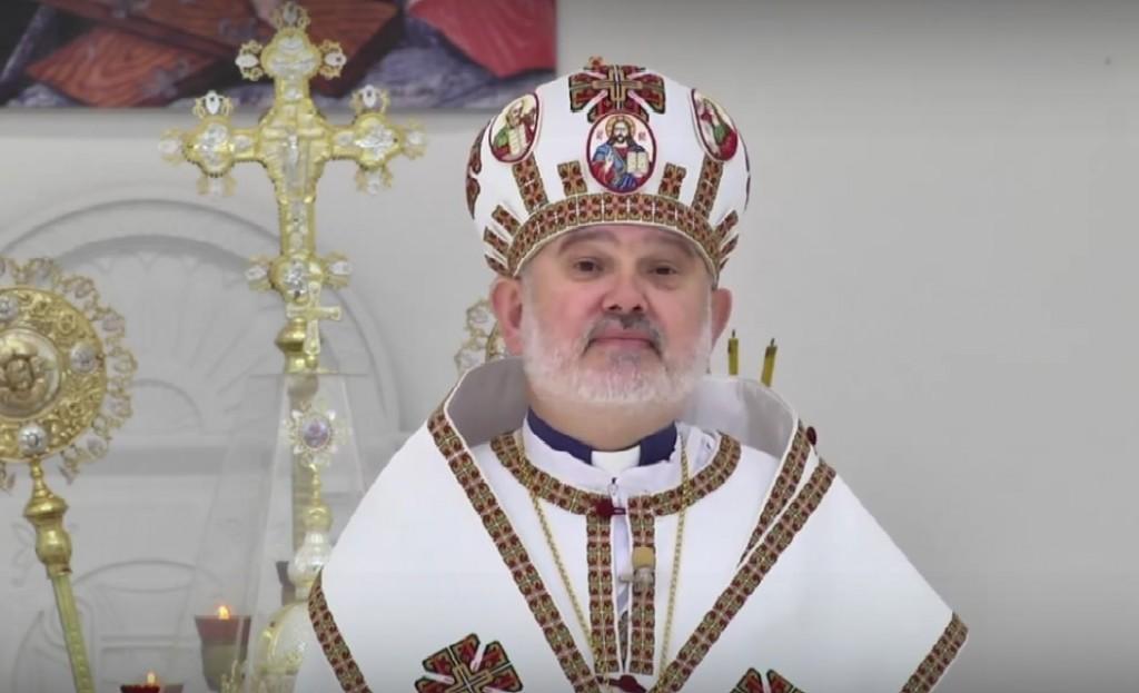 Єпископ Йосиф Мілян Київська архиєпархія УГКЦ