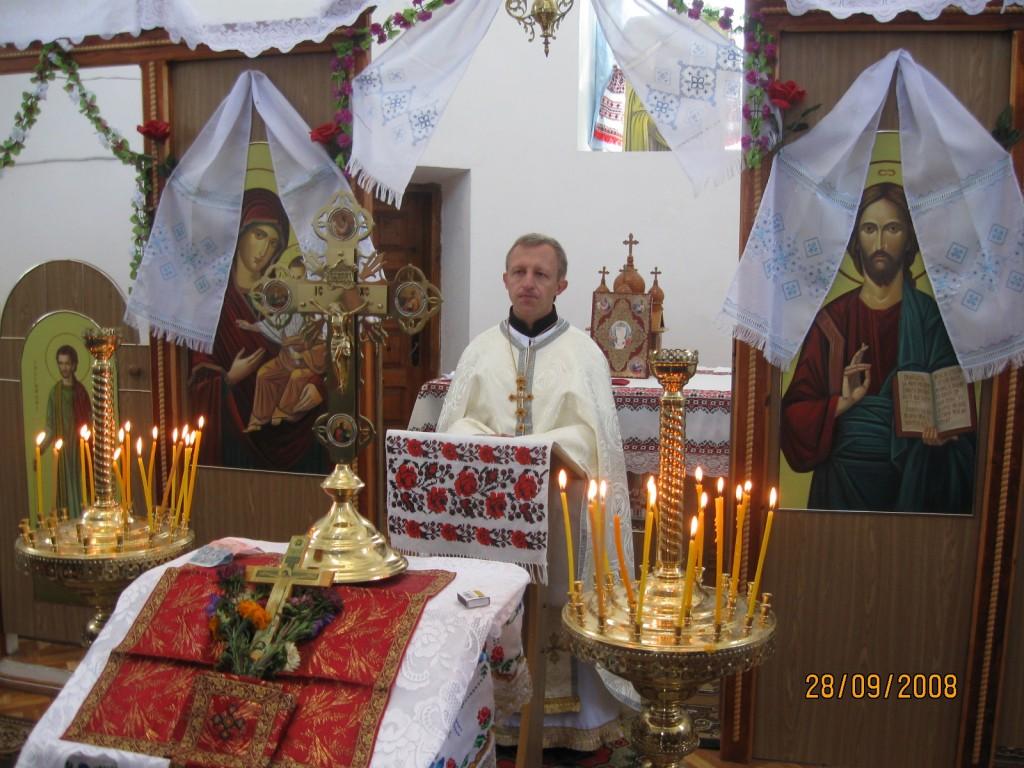 о.Михайло Будник Вінниця УГКЦ