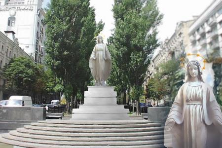 Богородиця на місця леніна
