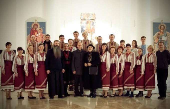 Хор Патріаршого собору УГКЦ
