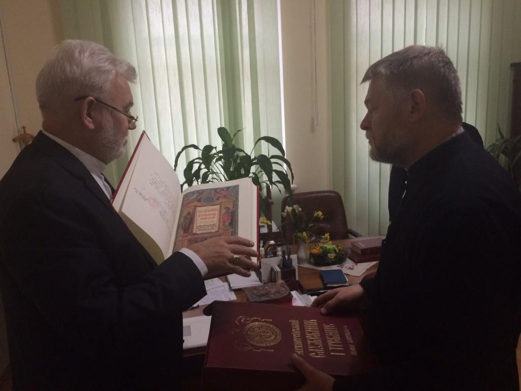 о. Ігор Онишкевич 25 років священства