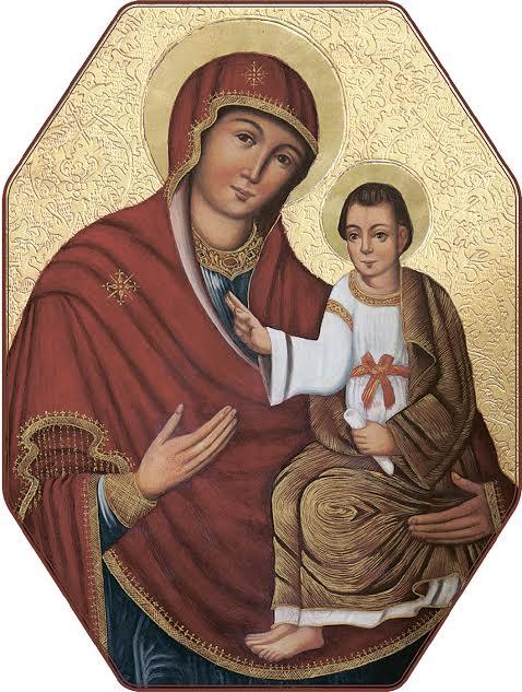 Ікона Милосердя двері Miłosirdzia drzwi ikona