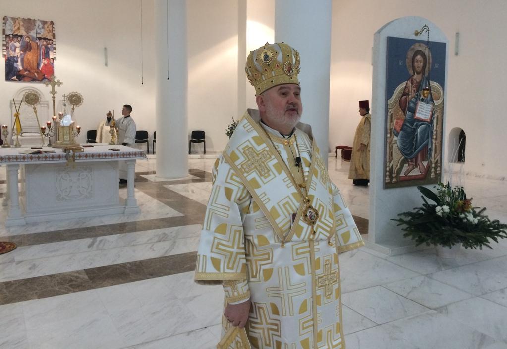Єпископ Йосиф Мілян