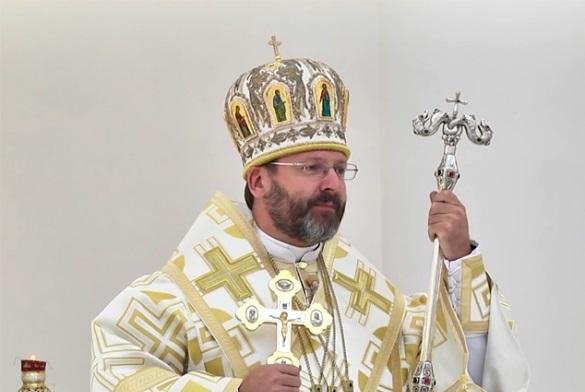 Блаженніший Святослав УГКЦ