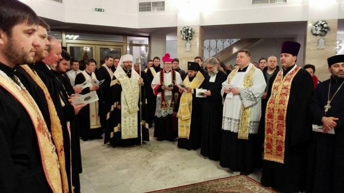 молитва за єдність християн