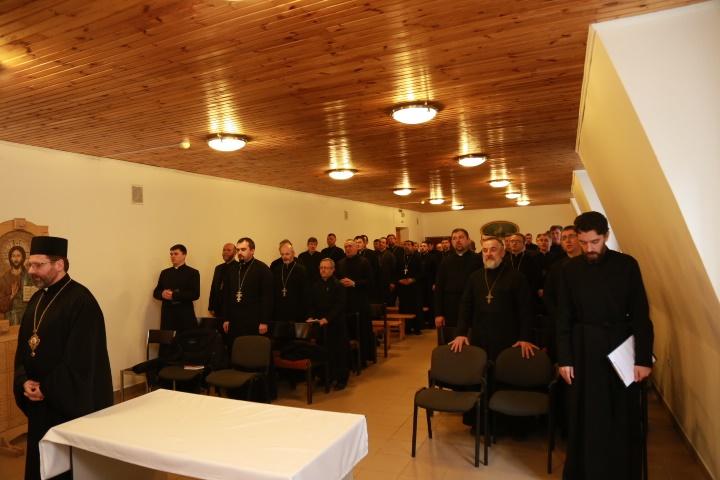 Реколекції УГКЦ Патріарх Житомир