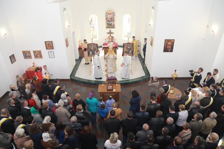 Церква в Ірпені
