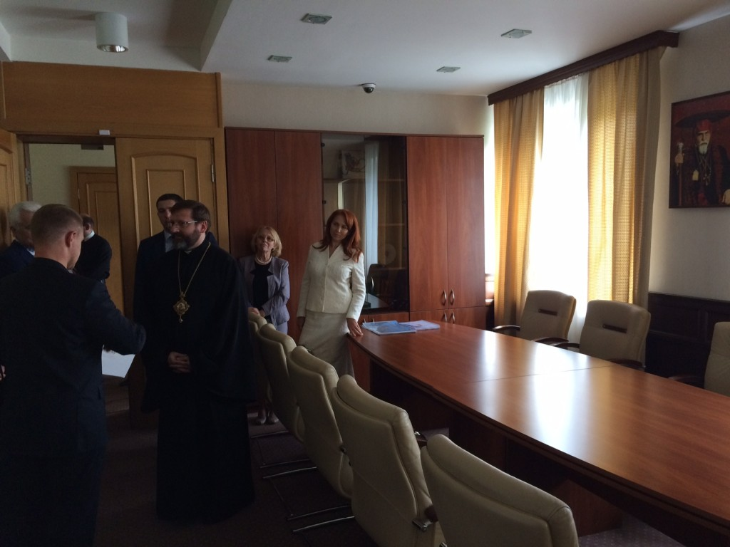 Глава УГКЦ Вишгород