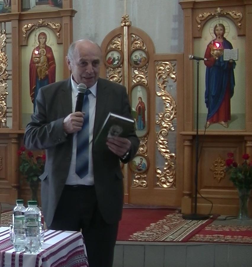 презентація Книги про Шептицького