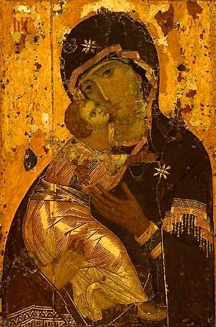 Вишгородська ікона Богородиці - Київська Архиєпархія УГКЦ